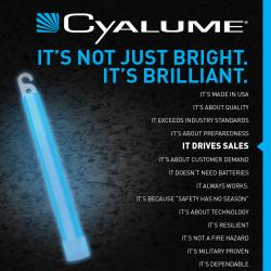 Cyalume Branding